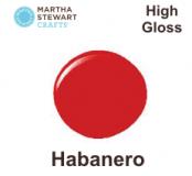 Hobbyfärg blank Habanero