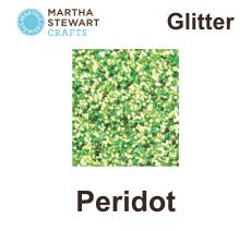 Hobbyfärg glitter Peridot -