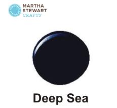 Hobbyfärg Matt Deep Sea -