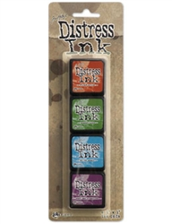 Distress ink mini -
