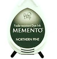 Memento drops stämpeldyna -