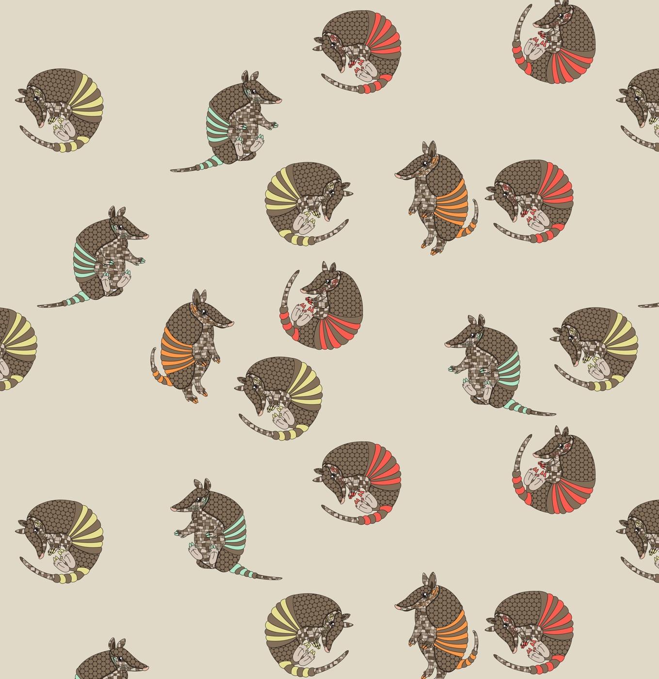 Armadillo pattern