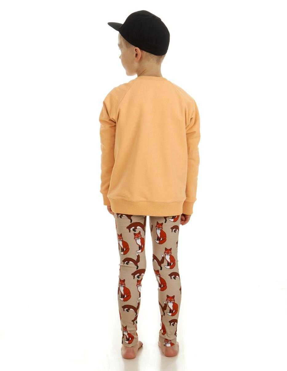 Reversible Sweatshirt Fox Leggings Foxes 2