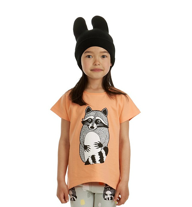 T-shirt Raccoon Cantaloupe Leggings Raccoons jpg