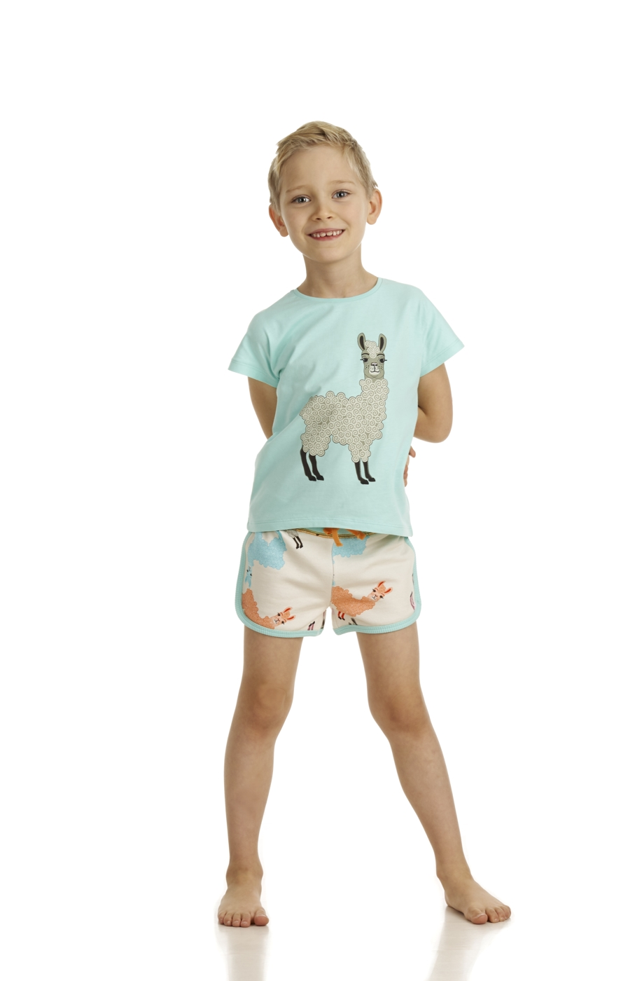 17SSSHA Shorts Alpaca 17SSTA T-shirt Alpaca  G