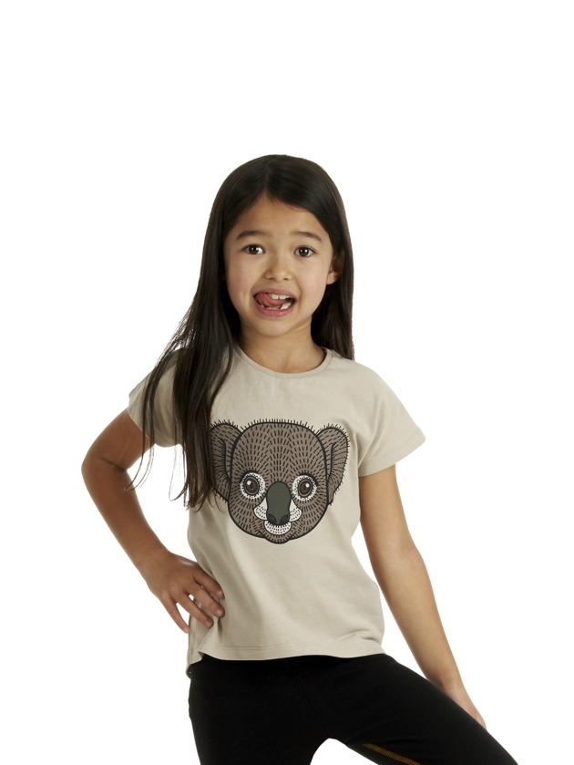17SSTK T-shirt Koala 17SSLK Leggings Knees