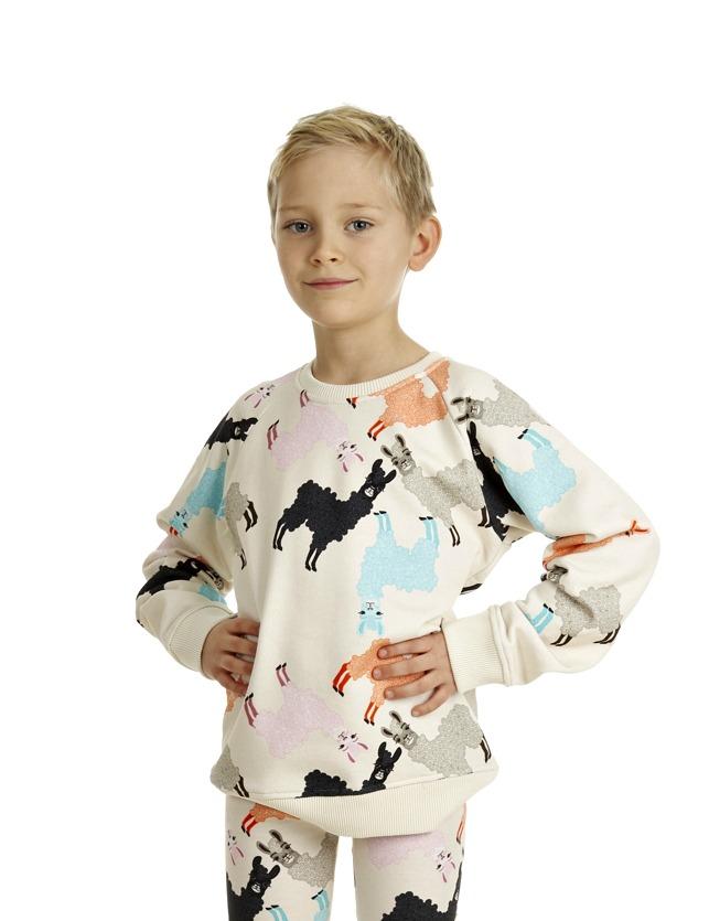 17SSSA Sweatshirt Alpaca 17SSLA Leggings Alpaca G