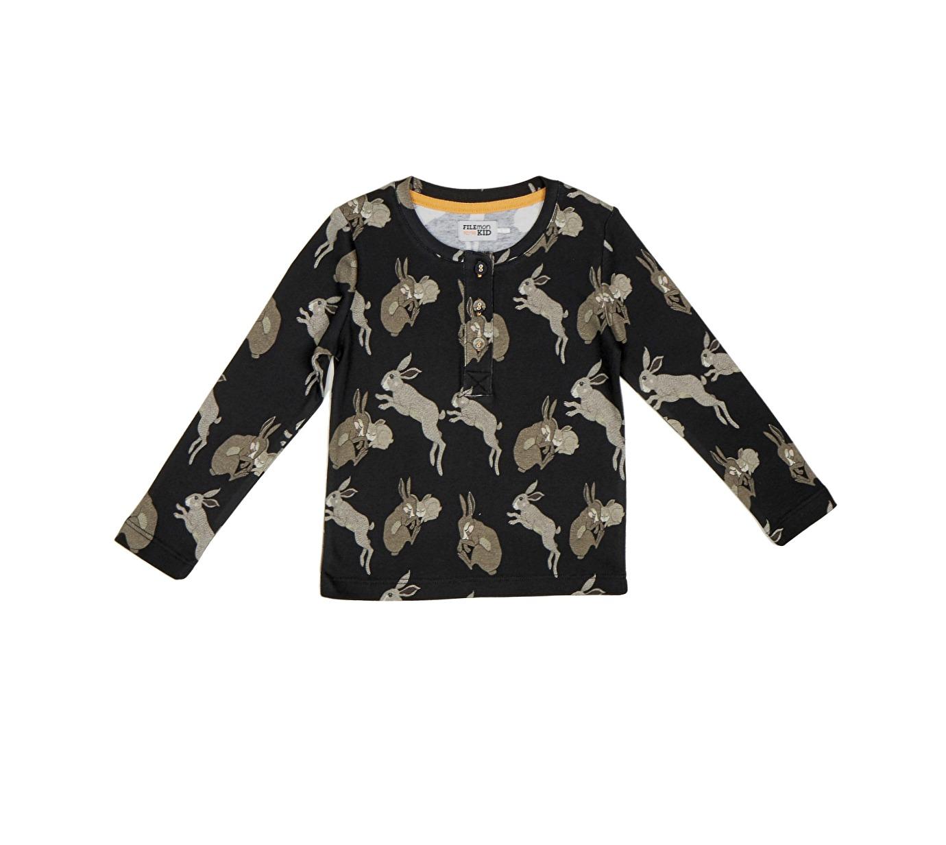 Longsleeve t-shirt Bunnies Front