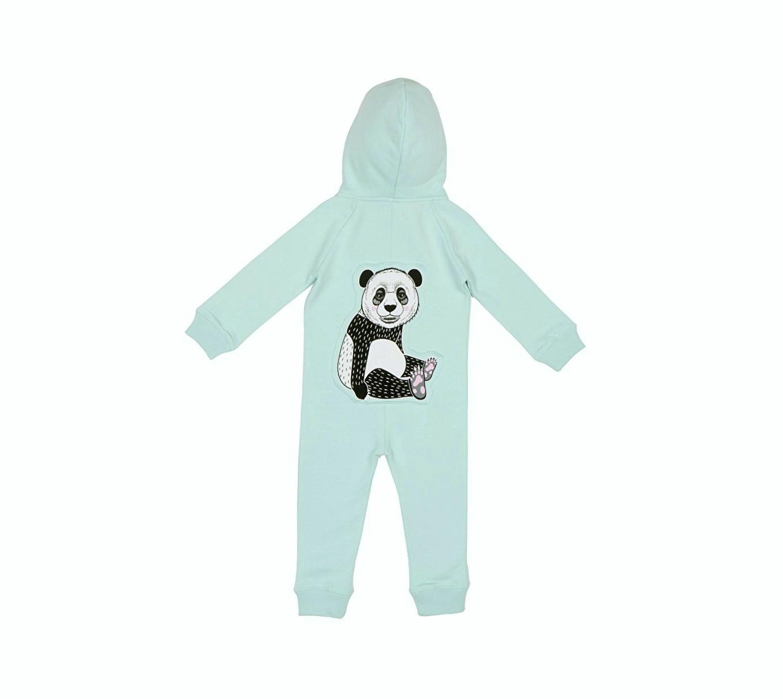 Onesie Panda Back