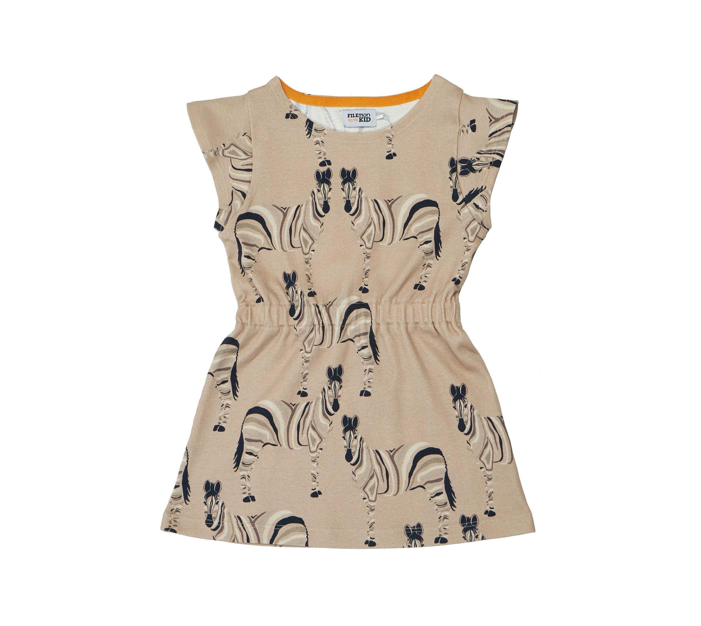 18SSDZ Dress Zebra