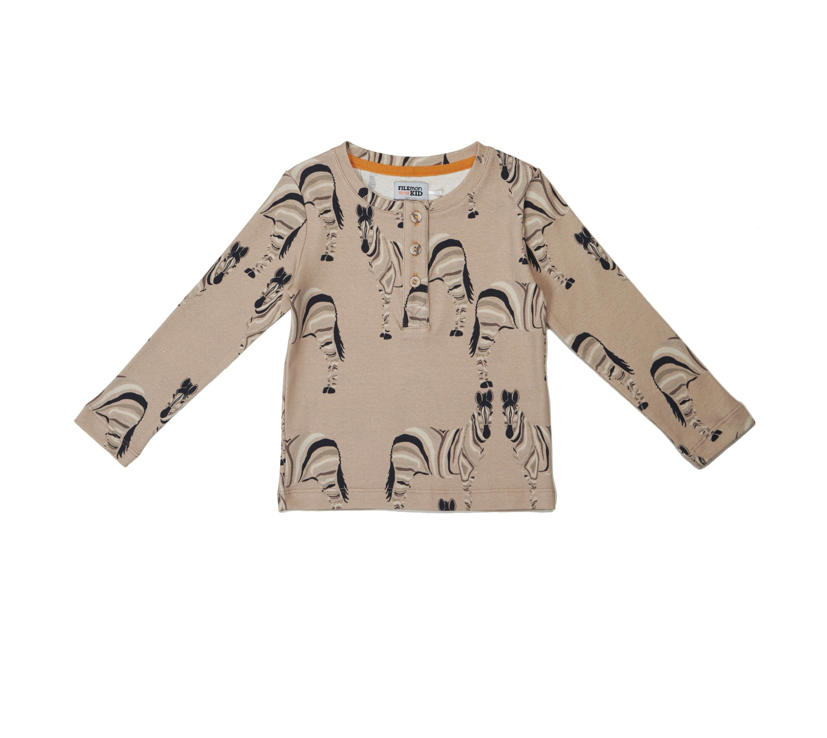 18SSLTZ Longsleeve t-shirt Zebra
