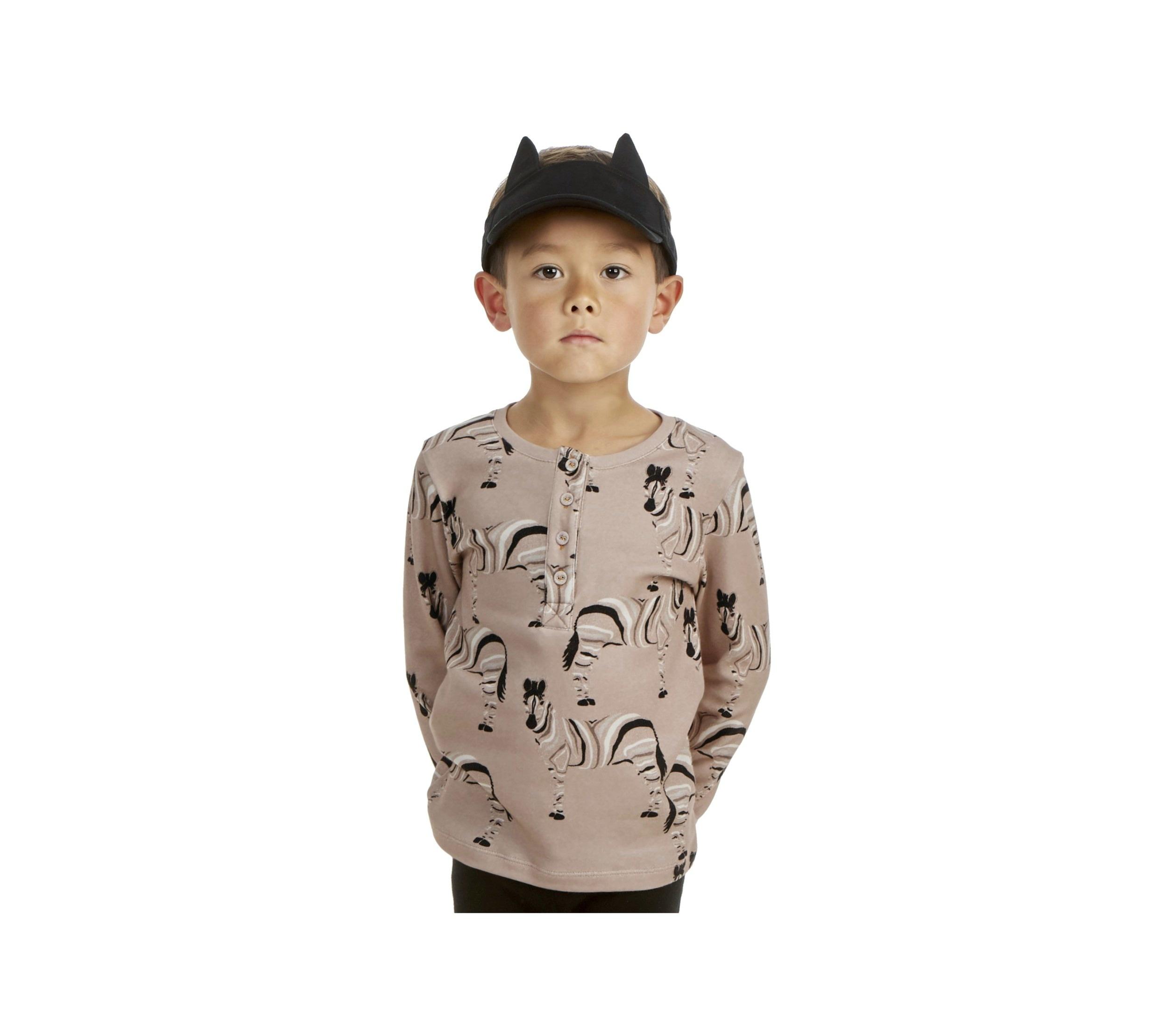 Longsleeve t-shirt Zebra