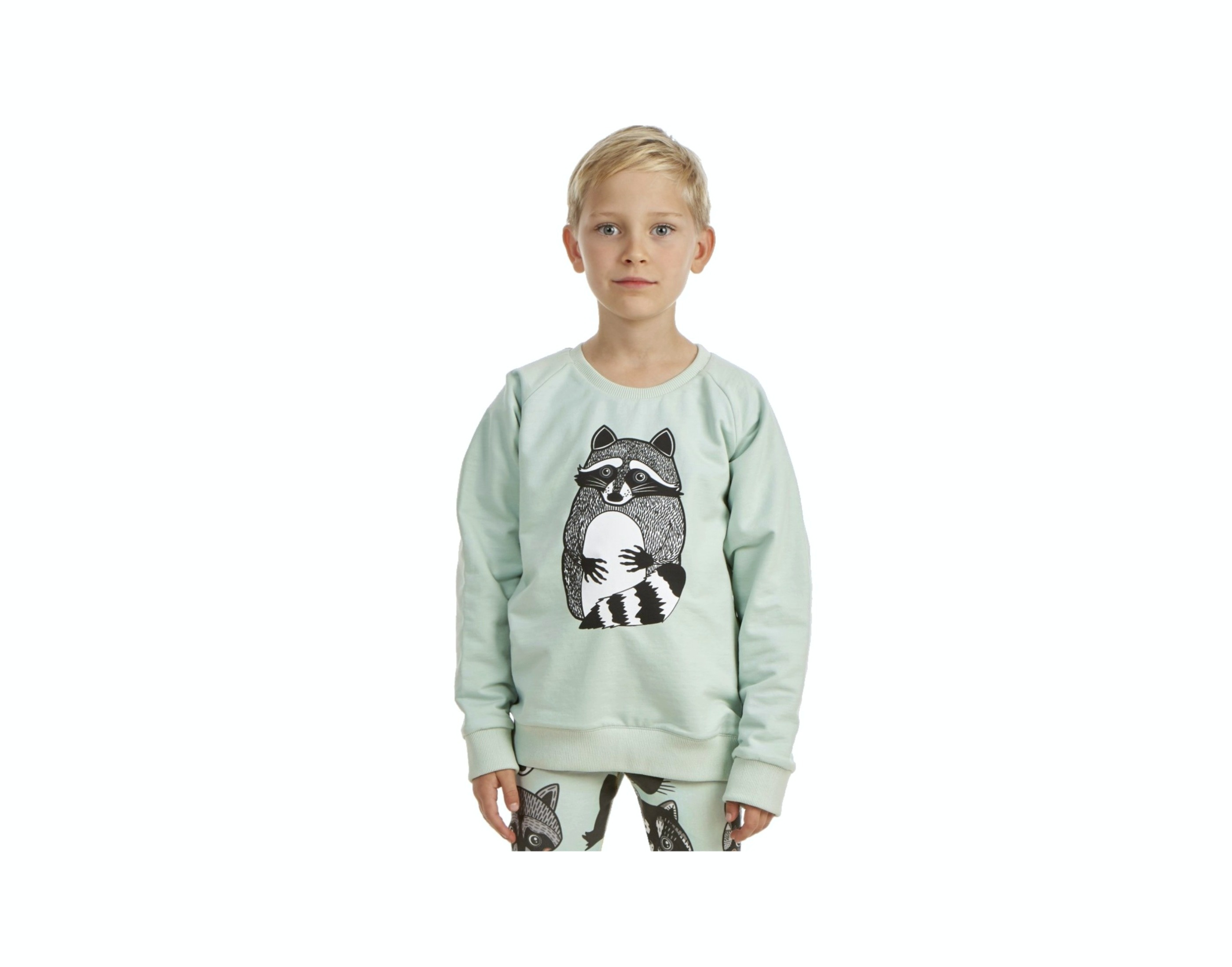 Reversible sweatshirt Raccoon 5