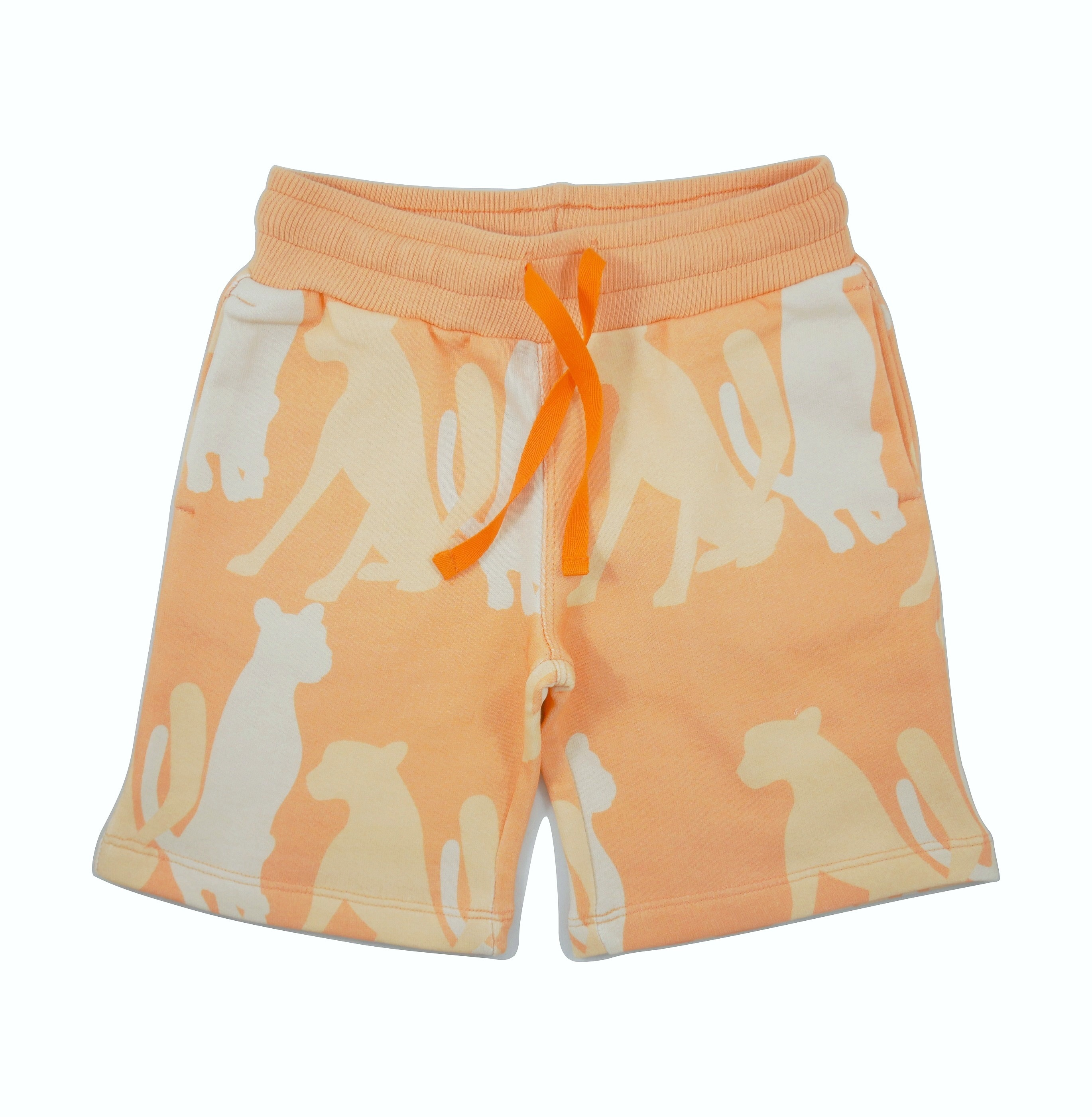 19SSSHC Shorts Cheetah Silouette