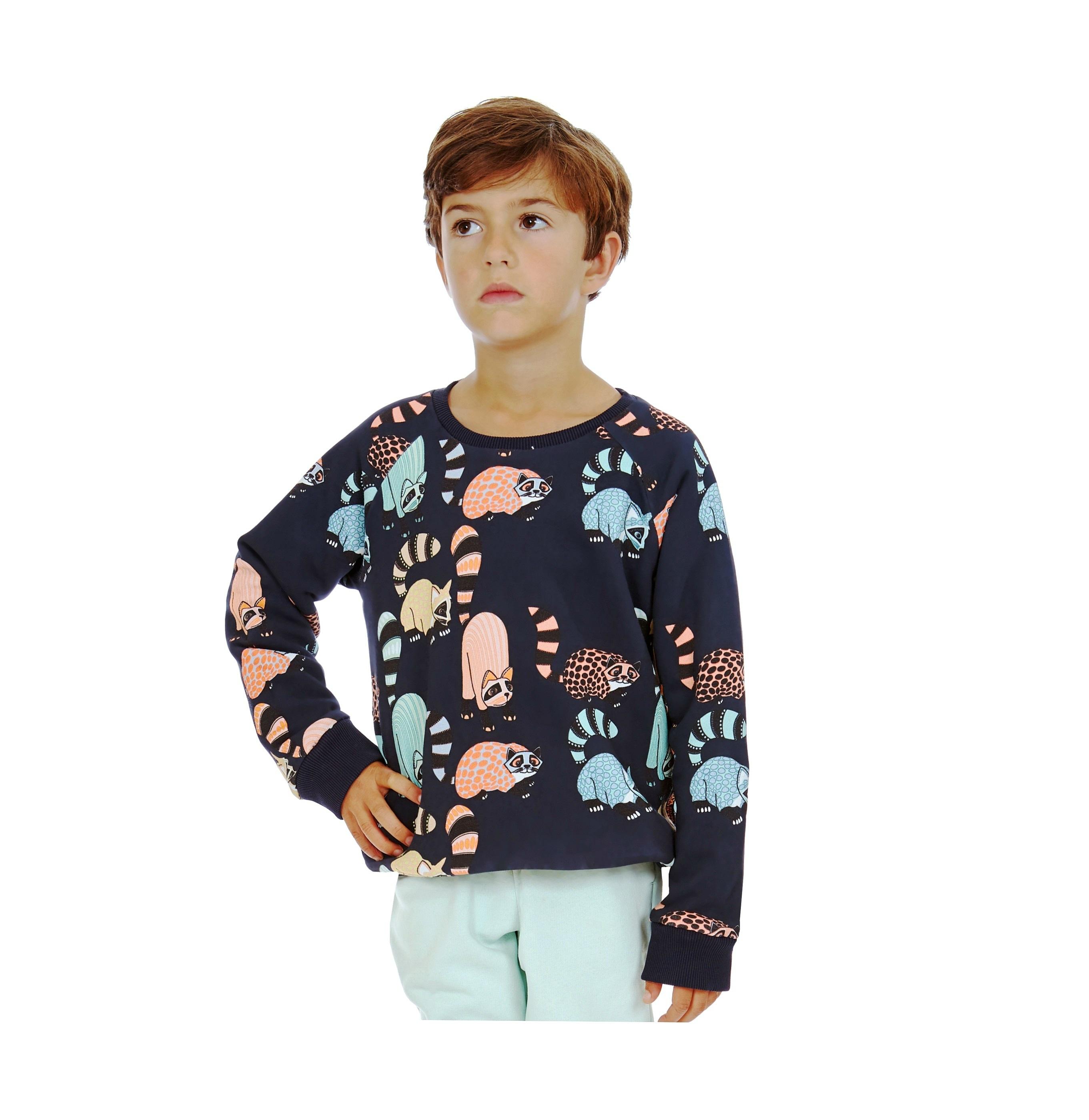 Sweatshirt Oaxacan AOP 2