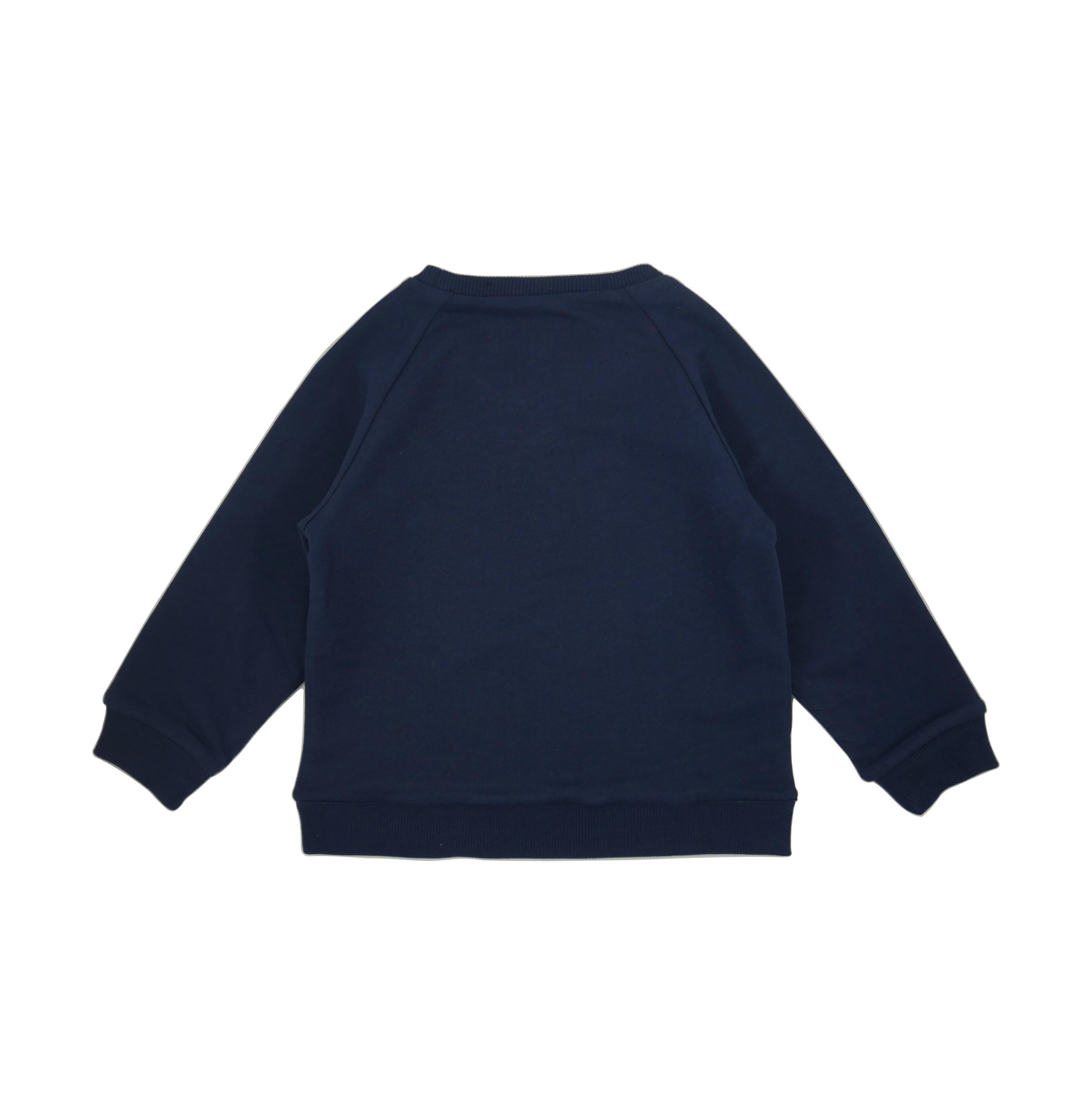 19SSRSO Reversible Sweatshirt Oaxacan Single print side back