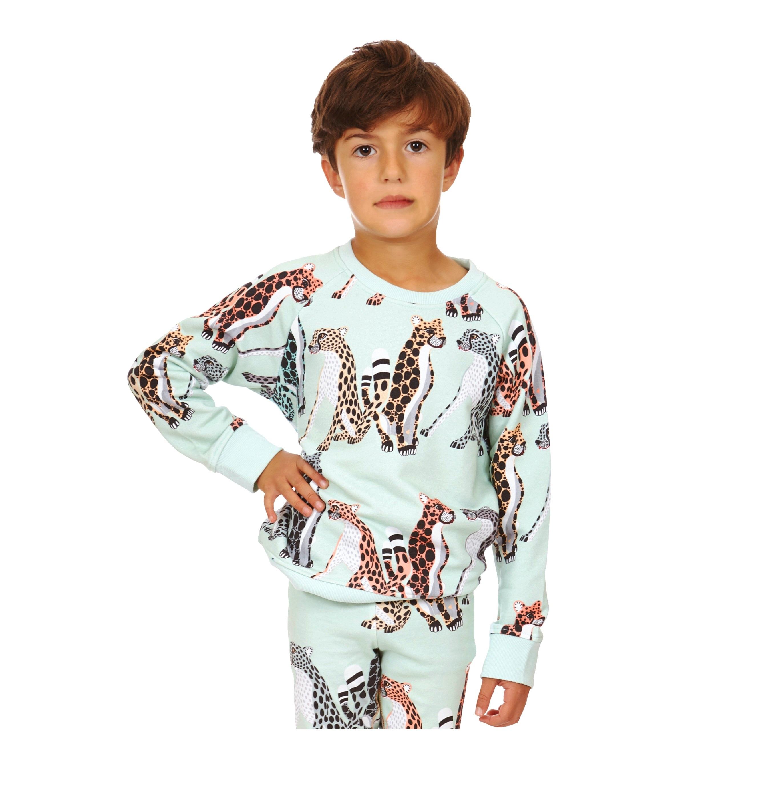 Sweatshirt Cheetahs AOP