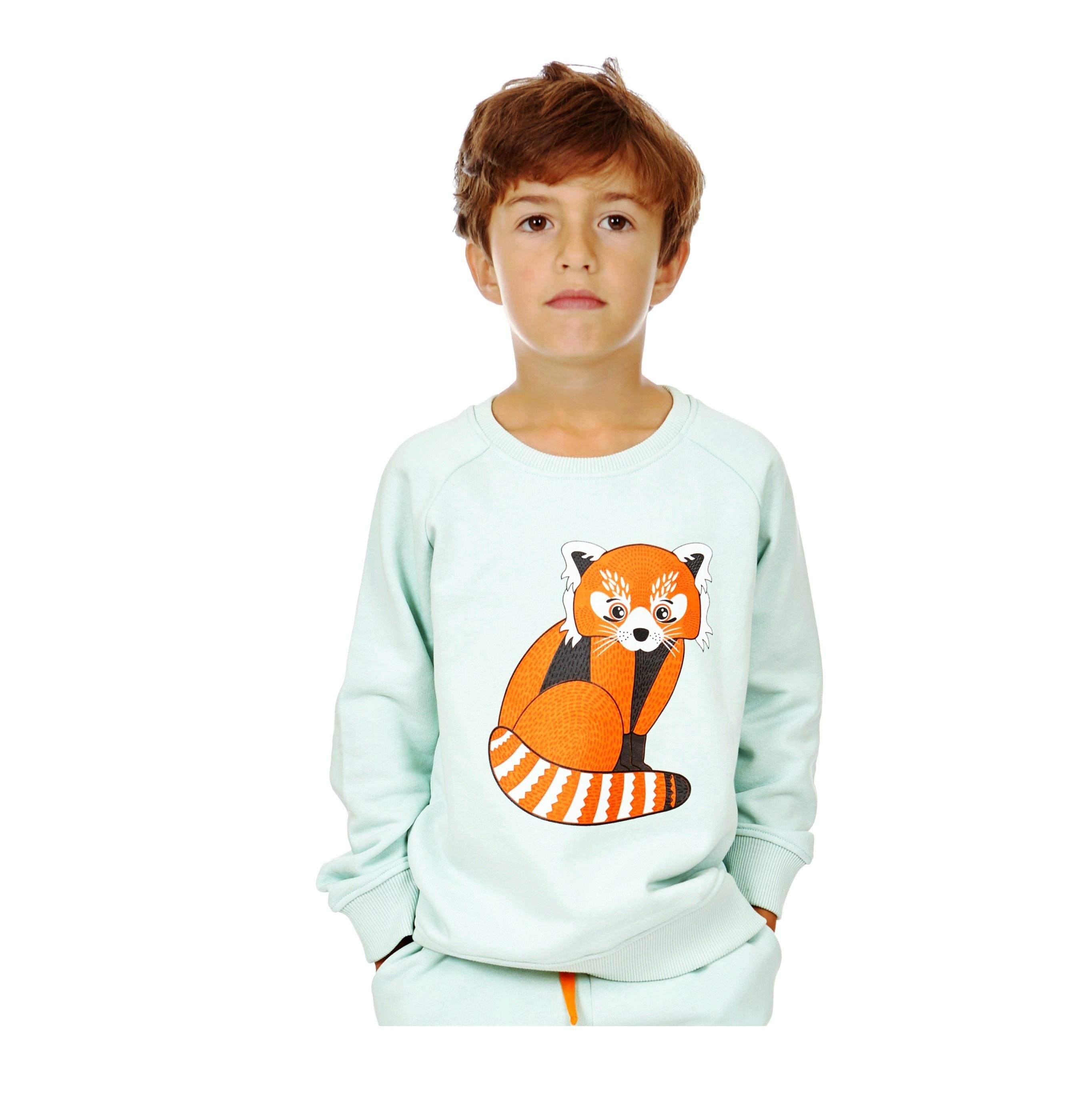 Sweatshirt Red Panda 2