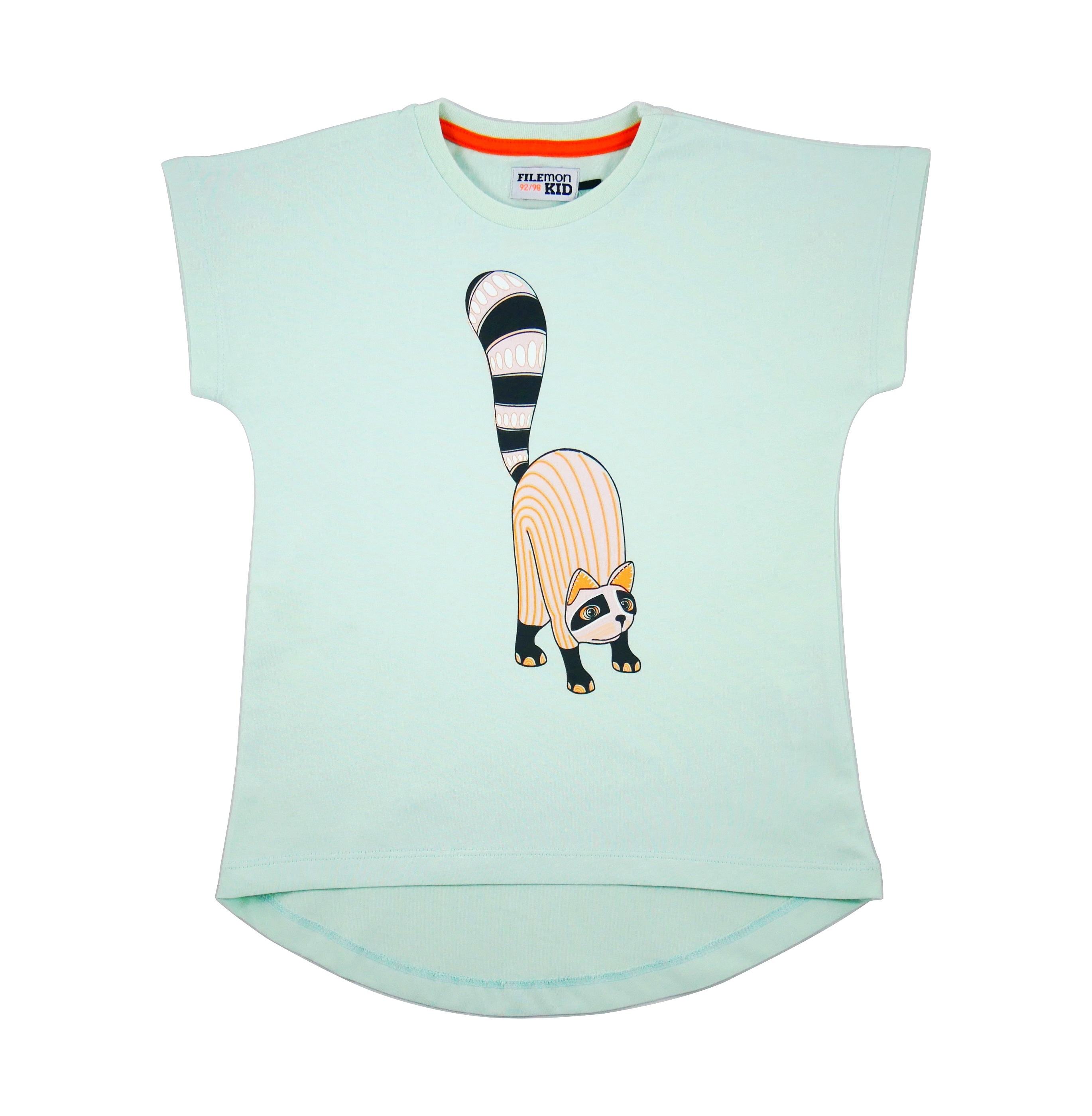 19SSTOA T-shirt Oaxacan Aqua