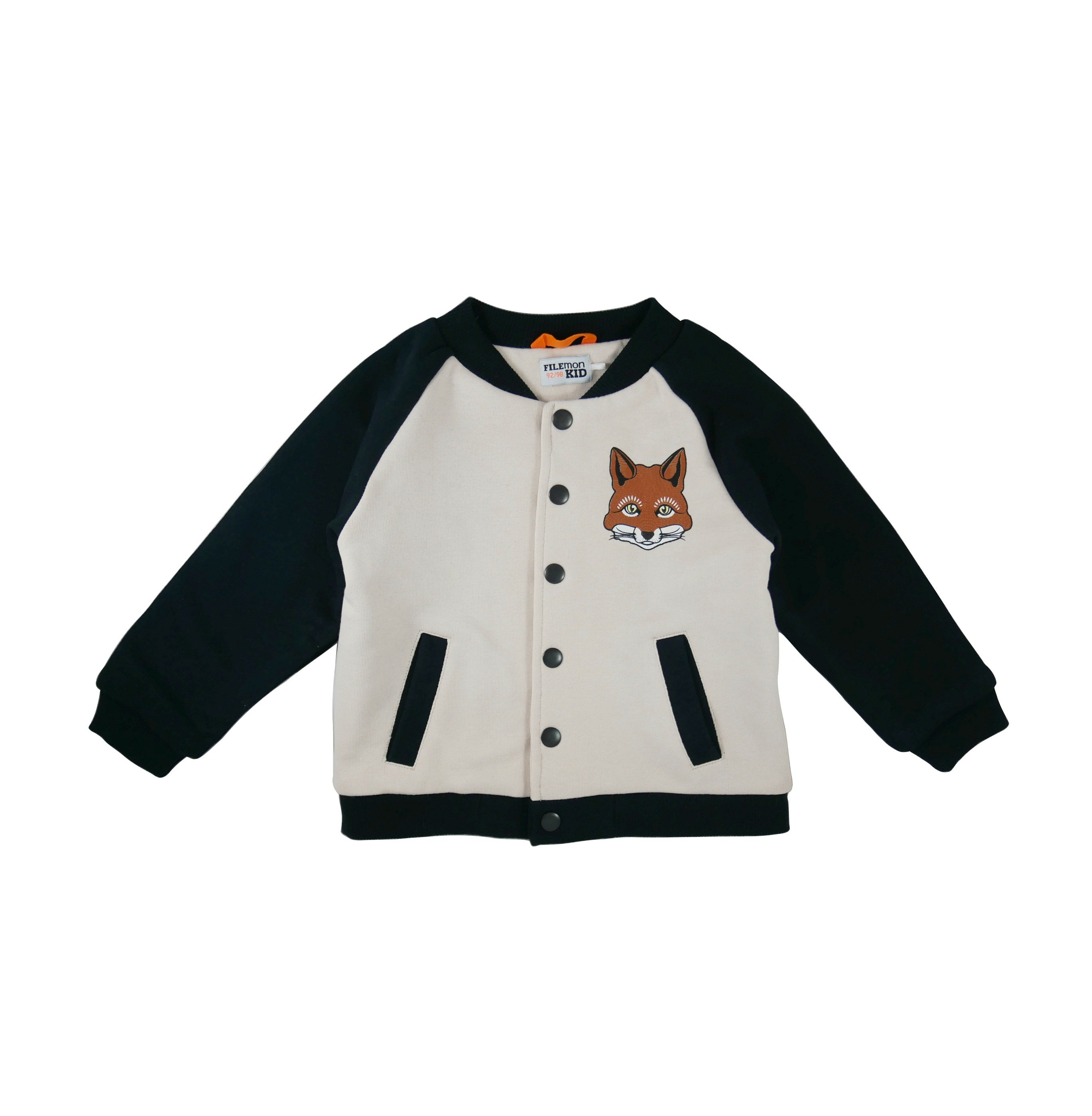 Baseball Jacket Fox